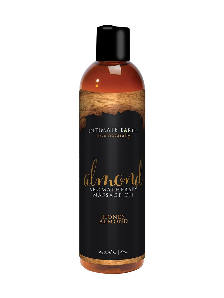 Massageöl: Intimate Earth Honey Almond (240ml)