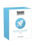 Secura Pocket Rocket: Kondome, 100er Pack