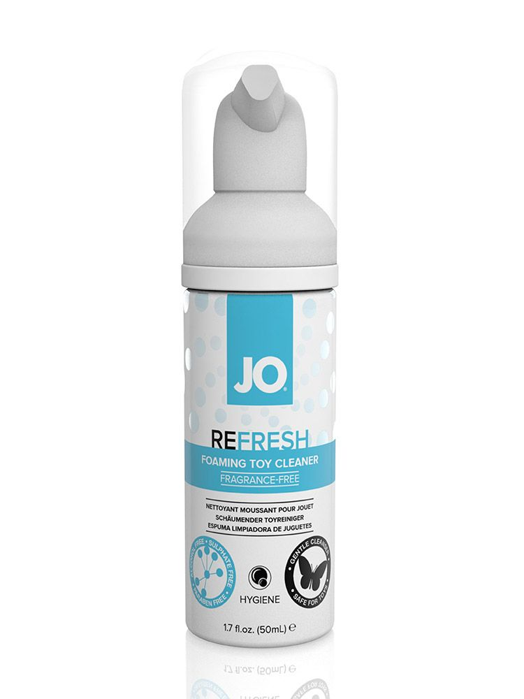 System JO - Refresh Foaming Toy Cleaner (50 ml)