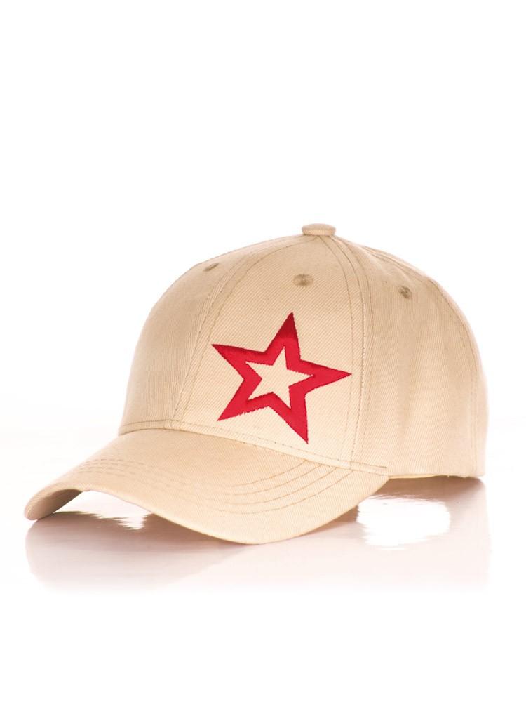 JOR Cup: Basecap, beige
