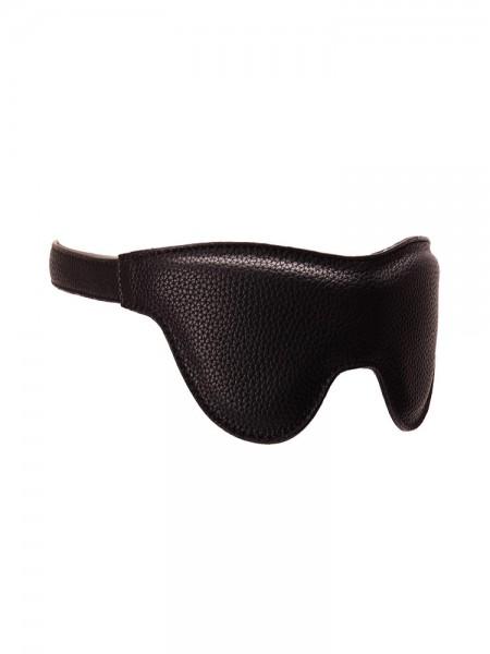 Pornhub Kunstleder-Augenmaske, schwarz