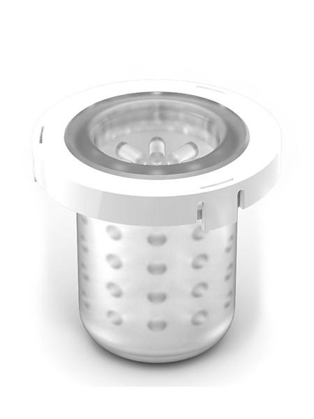 Zini DIB Bang! Inner Cup Tentacle: Ersatz-Inlet, transparent