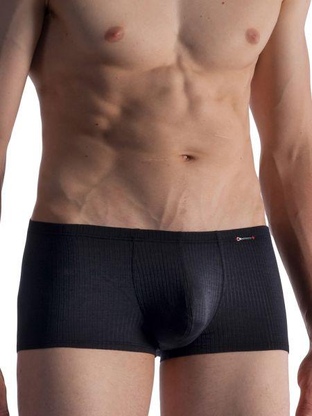 Olaf Benz PEARL1857: Minipant, schwarz