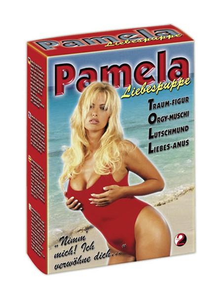 Liebespuppe Pamela