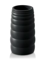 Sir Richards Control Tapered Erection Enhancer: Penishülle, schwarz