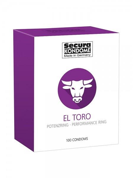 Secura El Toro: Kondome, 100er Pack