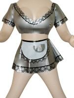 Liebespuppe Naughty Housewife mit Dress