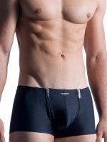 MANSTORE M859: Beach Zipped Pant, schwarz