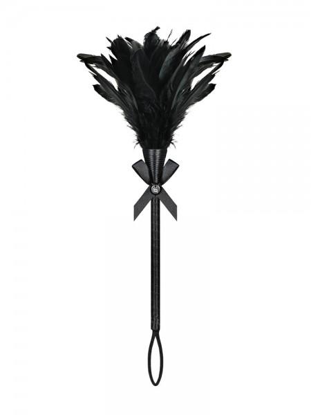 Obsessive A707: Federstab, schwarz