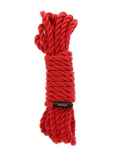 Bondage Rope 7 mm: Bondageseil 5m, rot