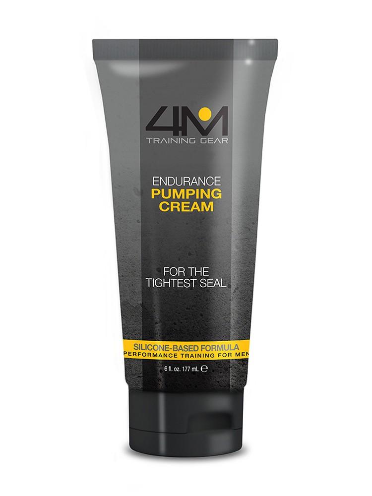 Topco Gleitgel: 4M Endurance Pumping Cream (177ml)
