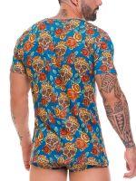 JOR Rivera: T-Shirt, bunt