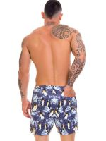 JOR South: Badeshort, grau