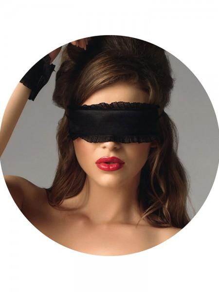 MeSeduce Augenmaske, schwarz
