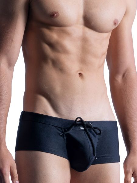 MANSTORE M859: Beach Hot Pant, schwarz