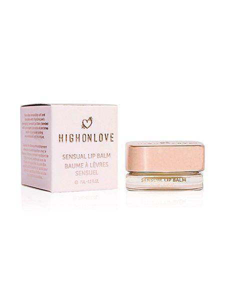HighOnLove Sensual Lip Balm: Lippen Balsam (7ml)