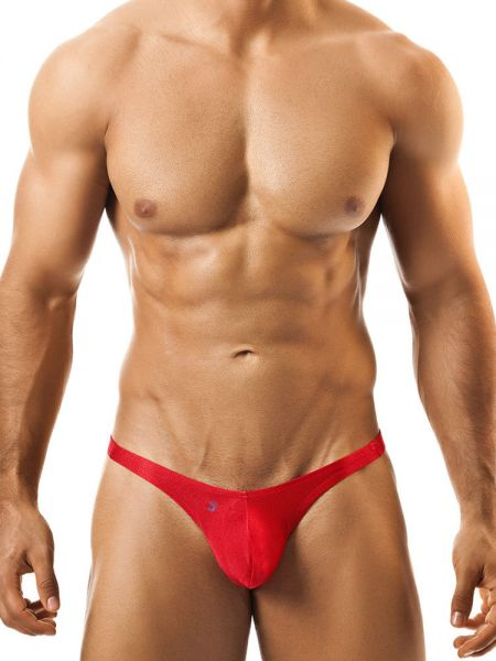 Joe Snyder Bulge01: Bikini Brief, rot