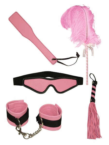 Bad Kitty: Fesselset, pink