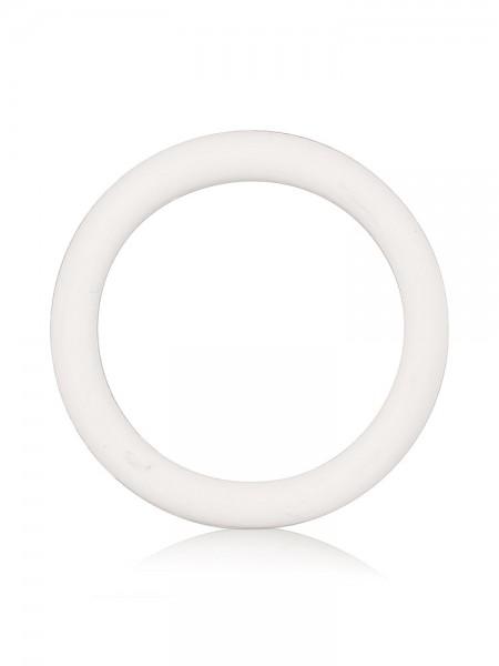 Rubber Ring Medium: Penisring, weiß