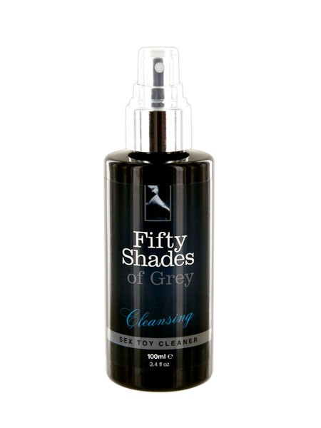 Fifty Shades Of Grey: Cleansing Sex Toy Cleaner (100ml)