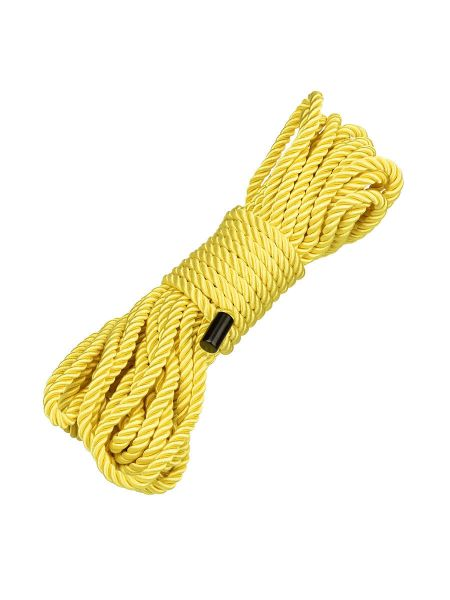 Boundless Rope: Bondageseil 10m, gelb