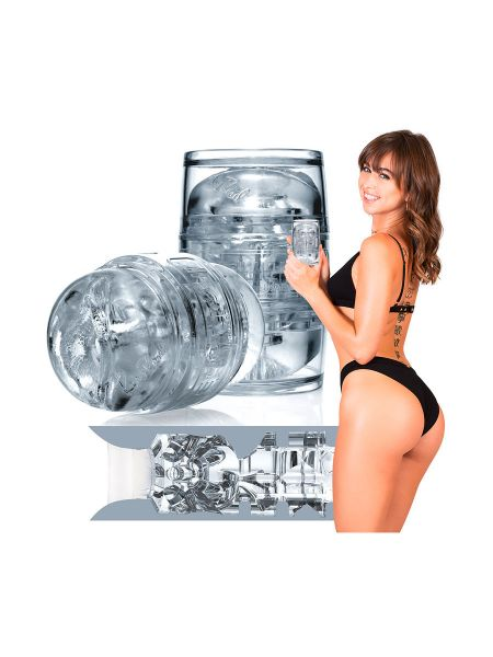 Fleshlight Quickshot Riley Reid: Masturbator, transparent