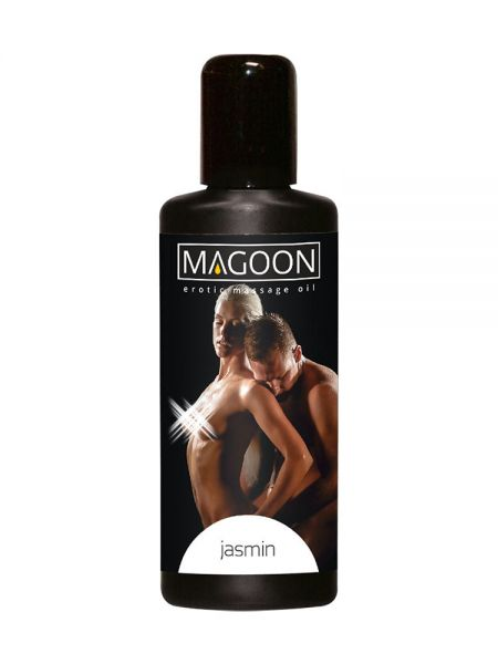 Massageöl: Jasmin (50ml)