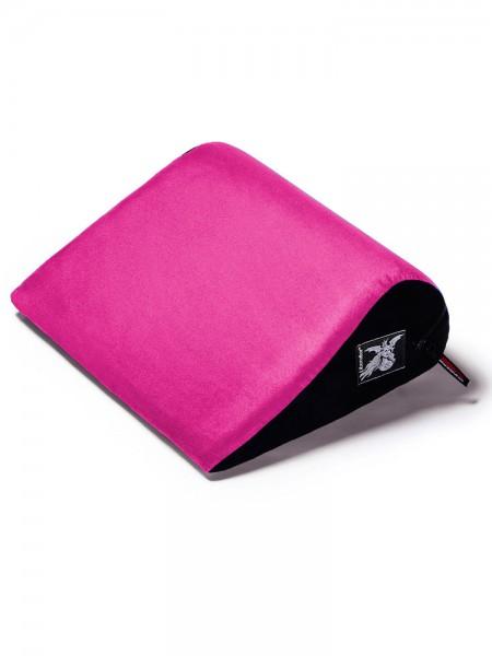 Liberator Jazz Cherry: Liebeskissen, schwarz/pink