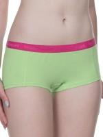 Bruno Banani Flooding: Panty 2er Pack, fuchsia/light green