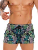 JOR Savage: Bade-Boxerpant, printed