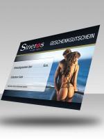 SinEros Geschenk-Gutschein über 25 Euro