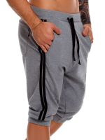 JOR Bosse: Lounge Pant, grau