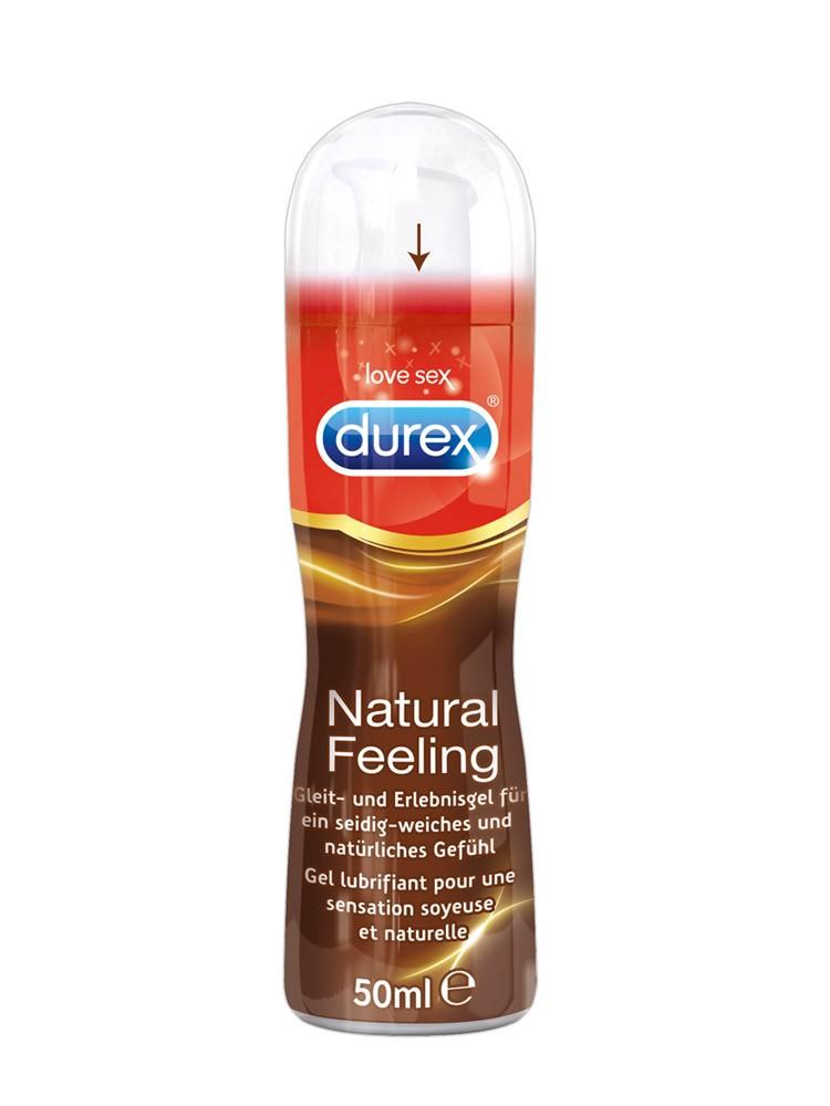 Durex Gleitgel: Natural Feeling (50ml)