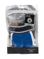 Mister B. Urban Castro: Brief, blau