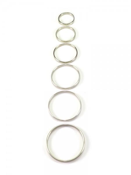 Edelstahl-Penisring, 5mm breit