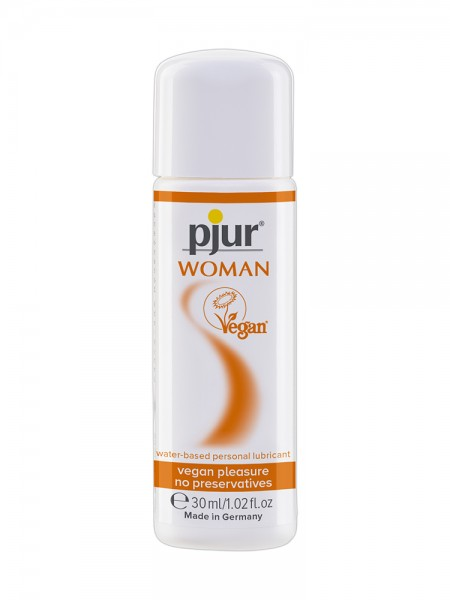 Gleitgel: pjur Woman Vegan (30ml)