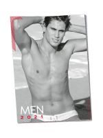 Pin-Up Kalender: Men 2021