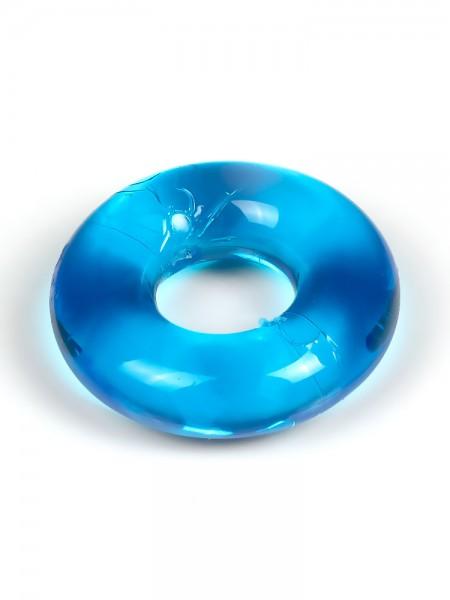 Sport Fucker Chubby Rubber: Penisring, blau