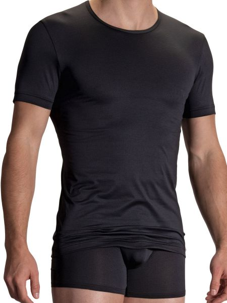 Olaf Benz RED2110: T-Shirt, schwarz