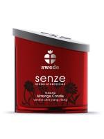 Massagekerze: Senze Teasing, Vanilla-Chilli-Ylang Ylang (150ml)