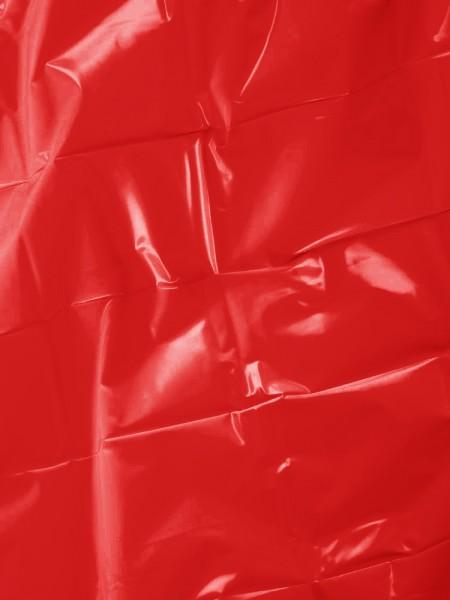 Lack Bettlaken, rot 200x230cm