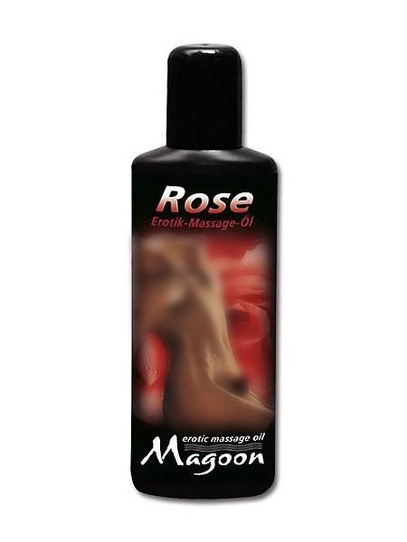 Massageöl: Rose (100ml)