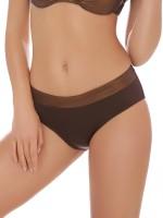 Anabel Arto: Bikini Slip, braun/bronze
