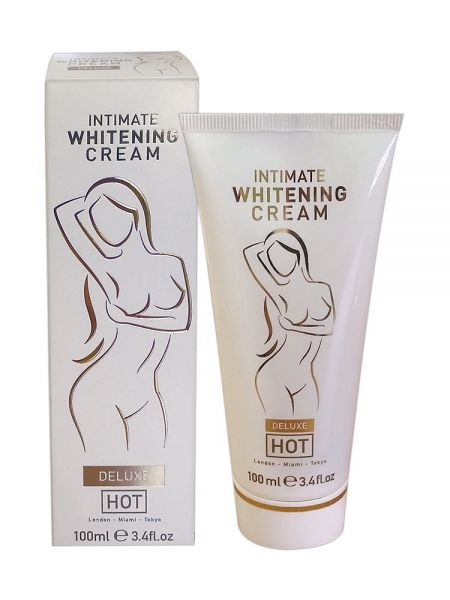 HOT Intimate Whitening Cream Deluxe: Bleichcreme (100ml)