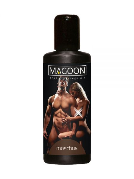 Massageöl: Moschus (50ml)