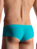MANSTORE M962: Beach Hot Pant, cyan