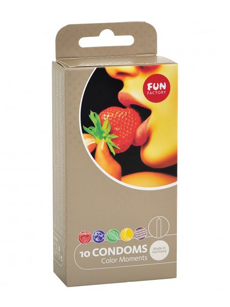 Fun Factory Color Moments 10er Pack