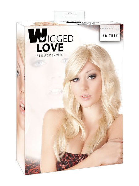 Perücke: Britney, blond