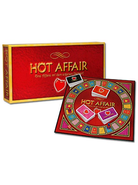Spiel: Hot Affair