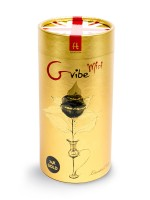 G-Vibe Mini 24K Golden Edition: Doppelvibrator, schwarz/gold